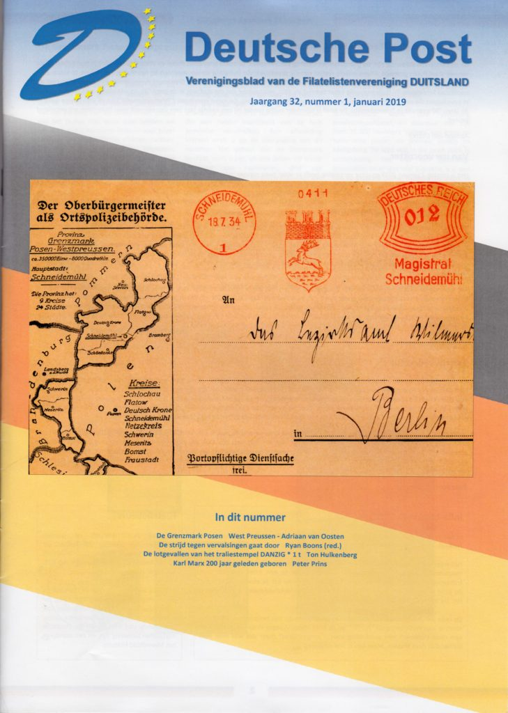Deutsche Post nr. 1 2019